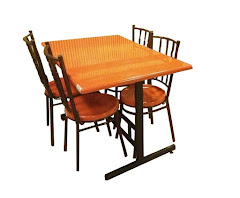 Fibreglass Dining Set