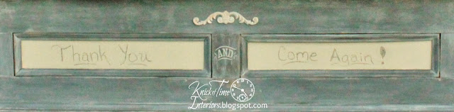 Antique Shop Store Counter via Knick of Time knickoftimeinteriors.blogspot.com