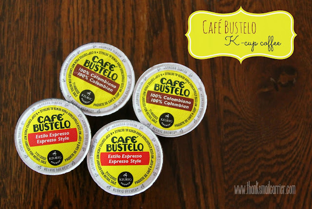 Cafe Bustelo k-cup review