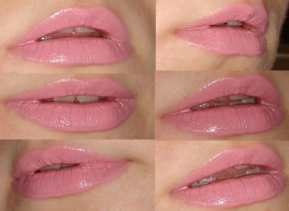 P2 lipstick 110 place de la concorde swatch