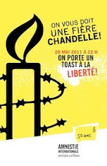 Amnistie internationale a eu 50 ans le 28 mai 2011!