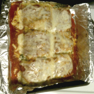 Spinach Lasagna Roll Ups With A Slow Simmered Meat Sauce Recipes ...