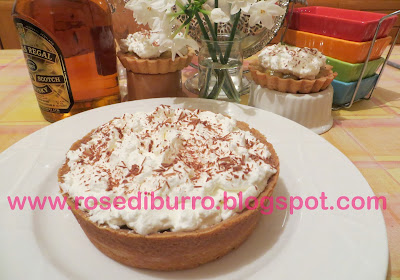 scottish shortbread bannofee pie