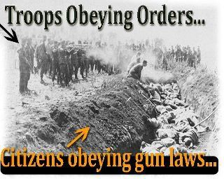 What is a soldier to do if given an unconstitutional order?