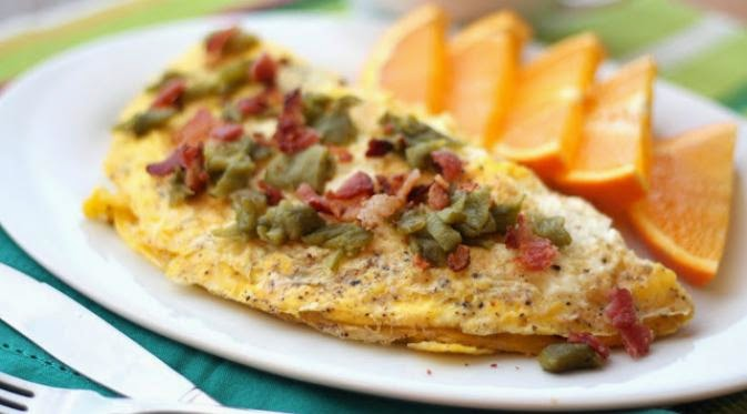 Omelet atau Omelette