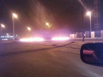 Saudi Oil Pipelines Destroyed In Explosion, Sends Crude Soaring (Saudis Deny) awamiya