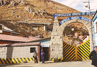 Minas de Bolivia