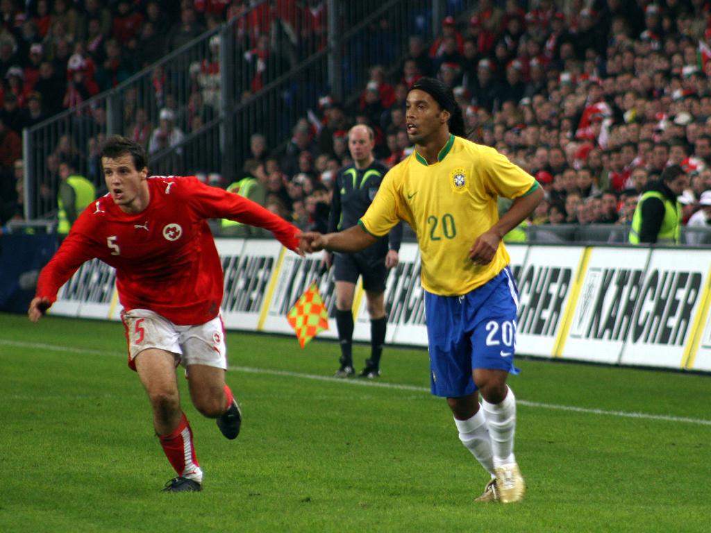Imagenes de Ronaldinho