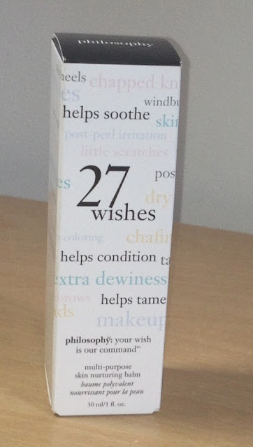 Philosophy 27 Wishes Multi-Purpose Balm Reviews