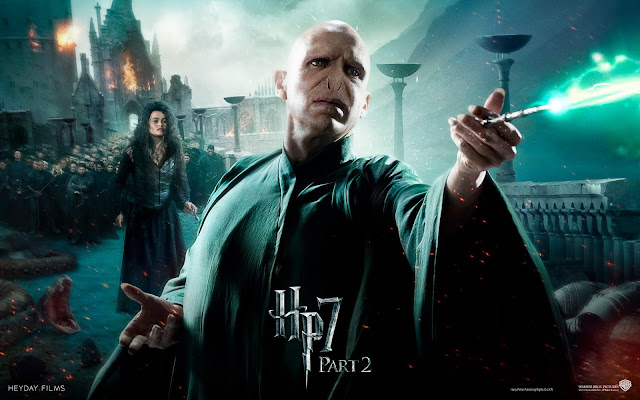 Harry Potter And The Deathly Hallows Part 2 Wallpaper 13