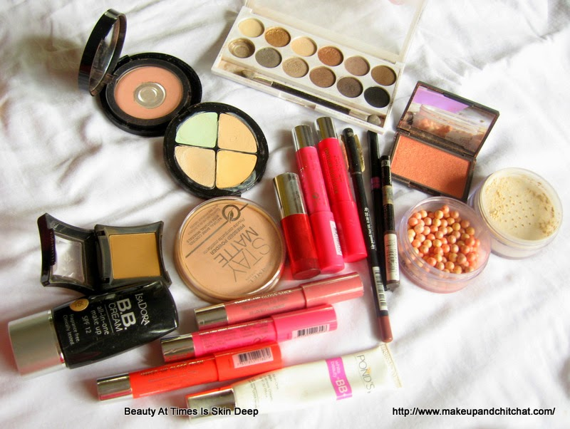 Makeup favorites of September
