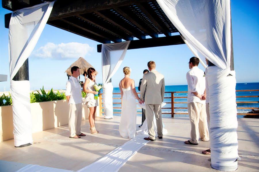 Destination Wedding Mexico No Fuss Nuptials