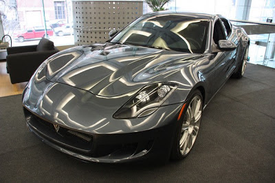 Bob Lutz brings Destino, a ZR1-powered Karma, to Detroit