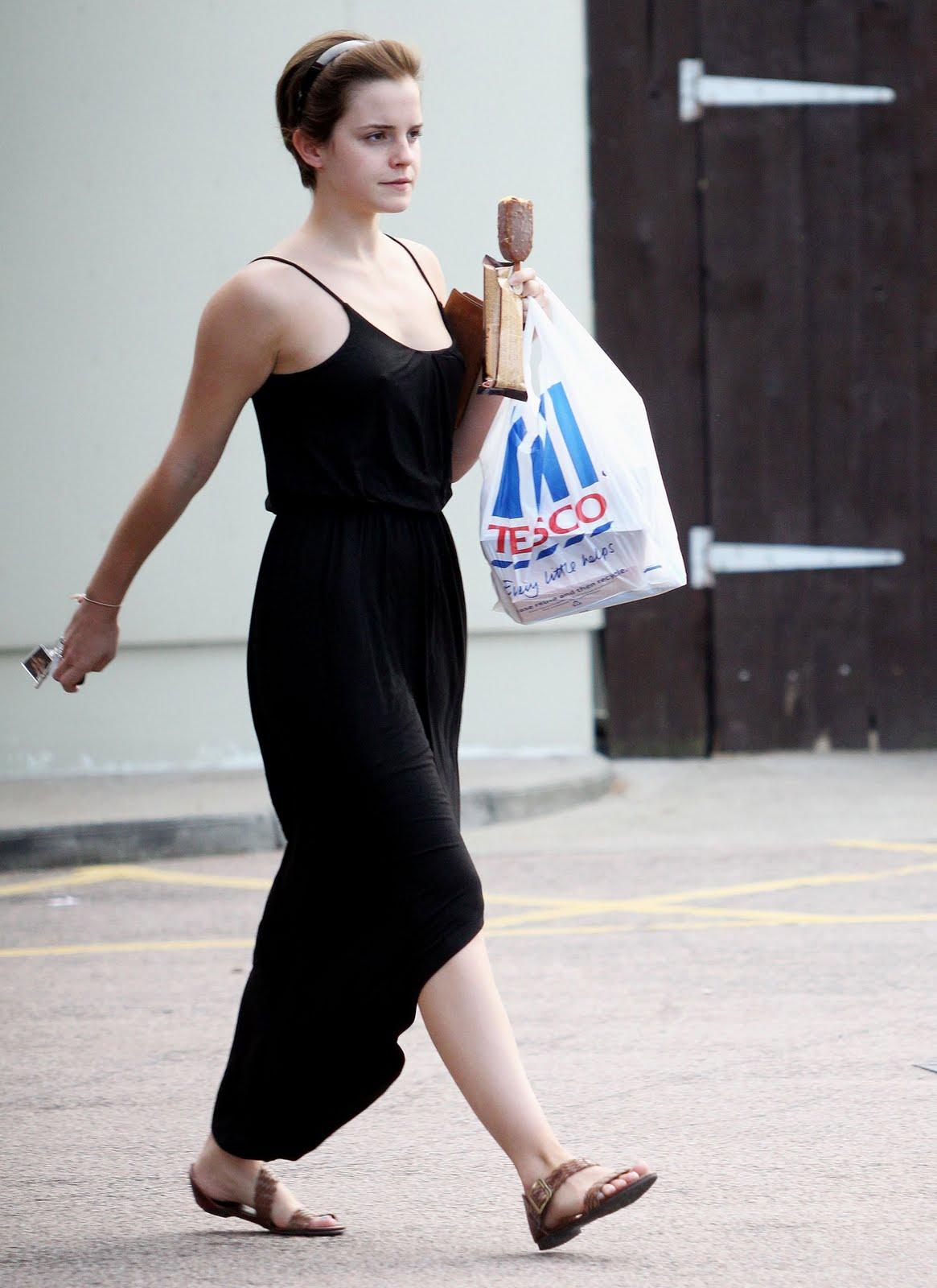 Emma Watson Casual