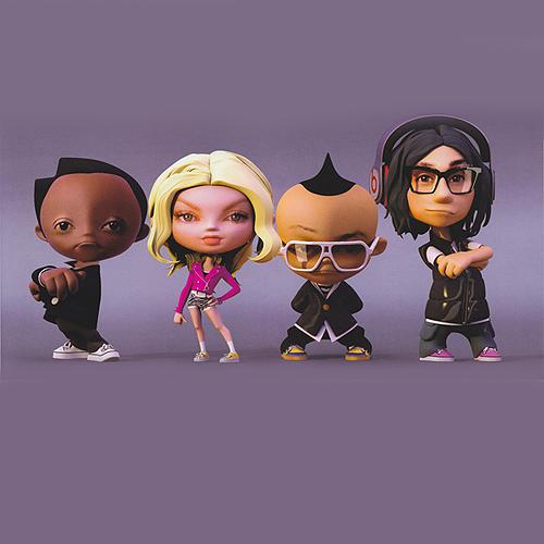 "The Time Dirty Bit The Black Eyed Peas: Videoclip: ""Xoxoxo"" De Black Eyed Peas"