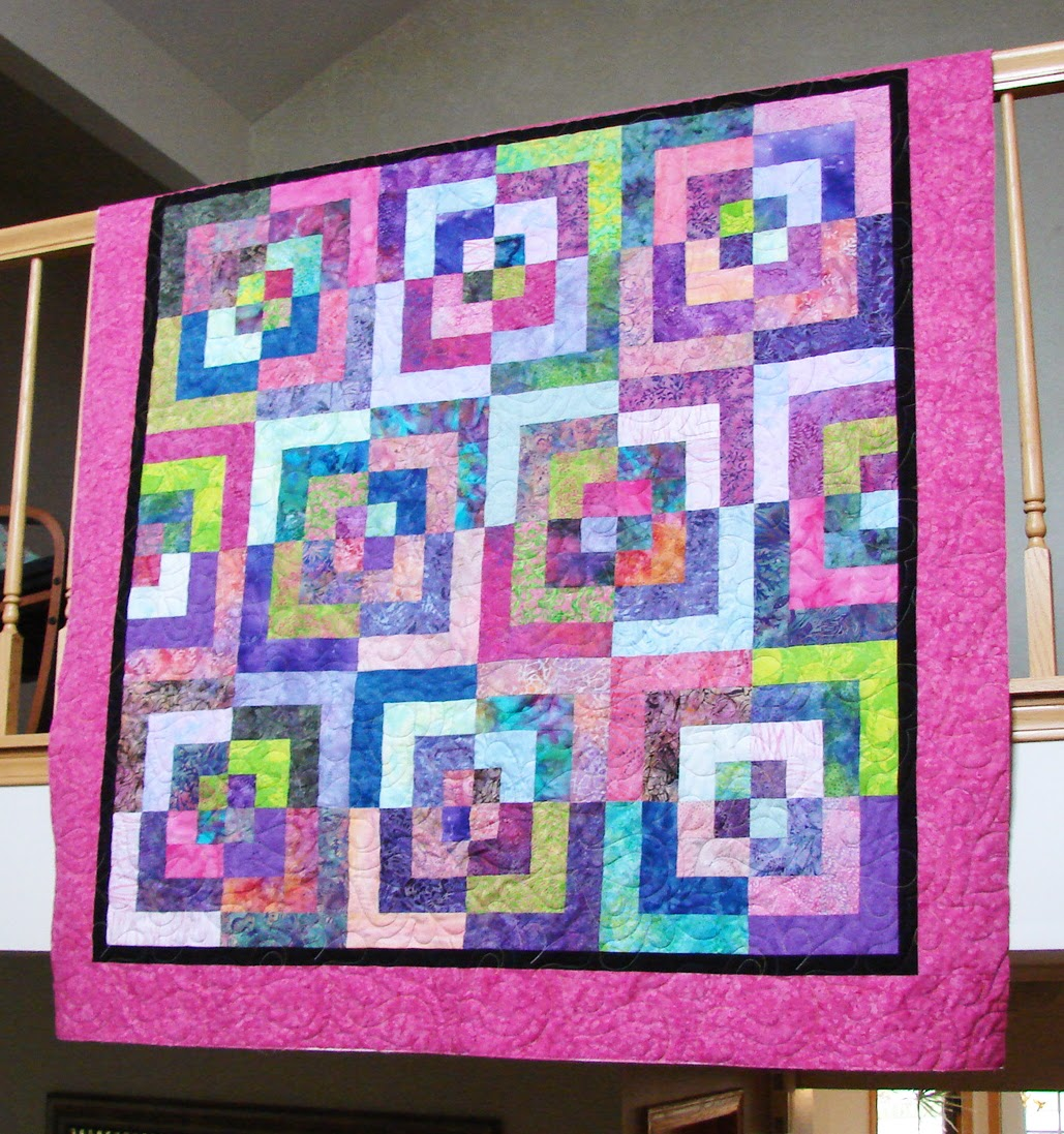 Rebecca s Quilting: QUILTING WITH A MINKY BACKING