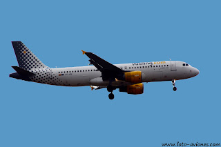 Airbus A320 / EC-HQI