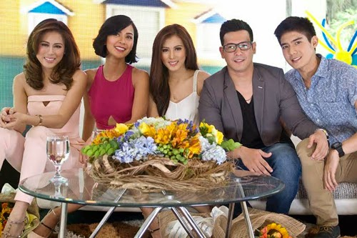 PBB ALL IN new season of Pinoy Big Brother reveals official host's , Toni gonzaga, Robi Domingo, Bianca Gonzales, John Prats and Alex Gonzaga