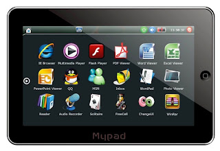 mypad tablet pc india