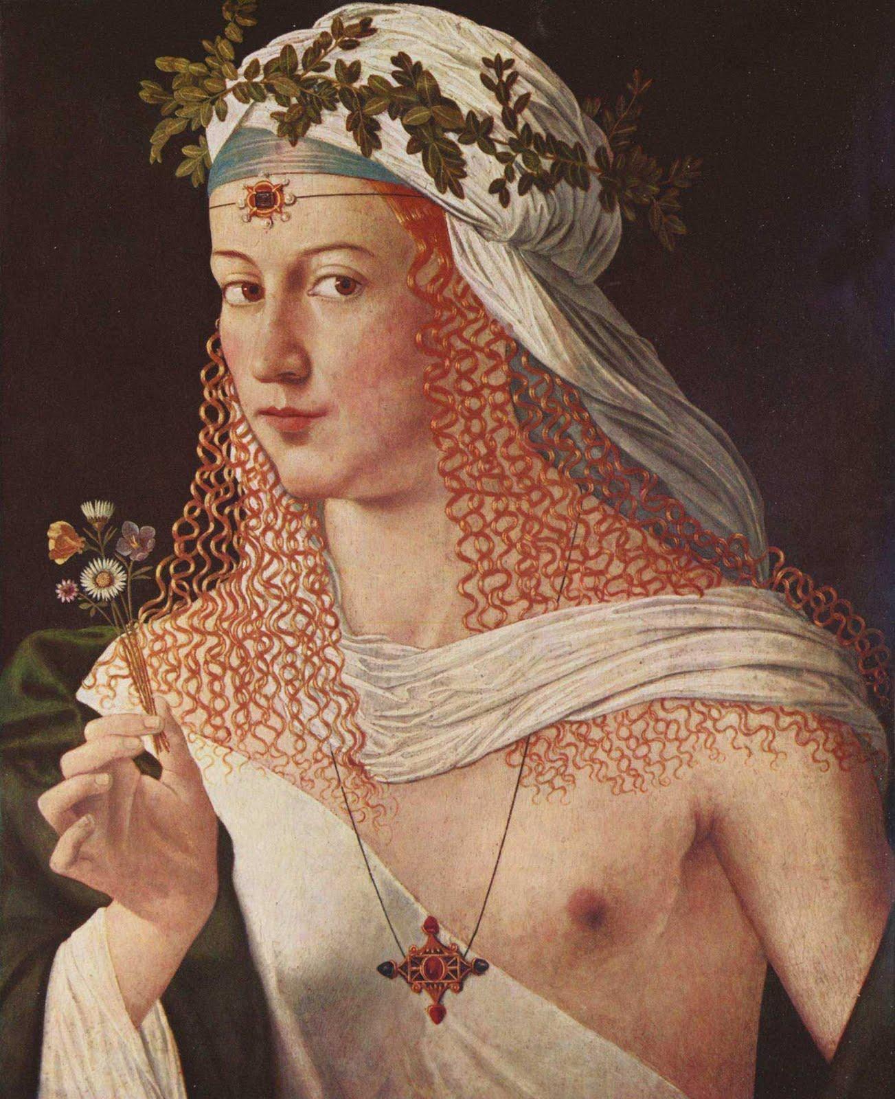 lucrezia borgia by bartolomeo veneziano