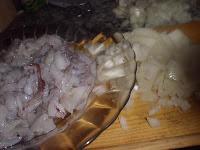 paso a paso calamares rellenos