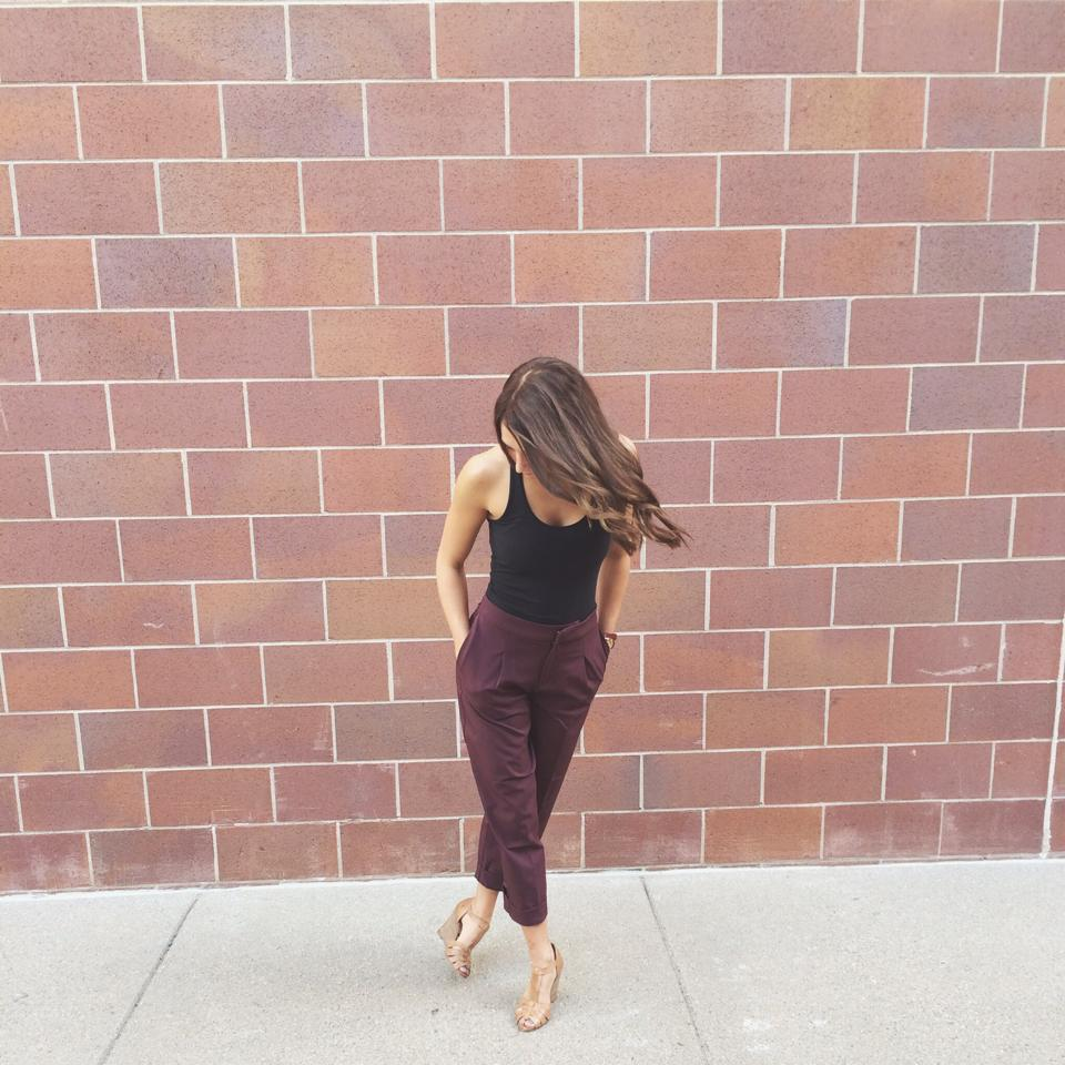 lululemon wide legged wonder pant