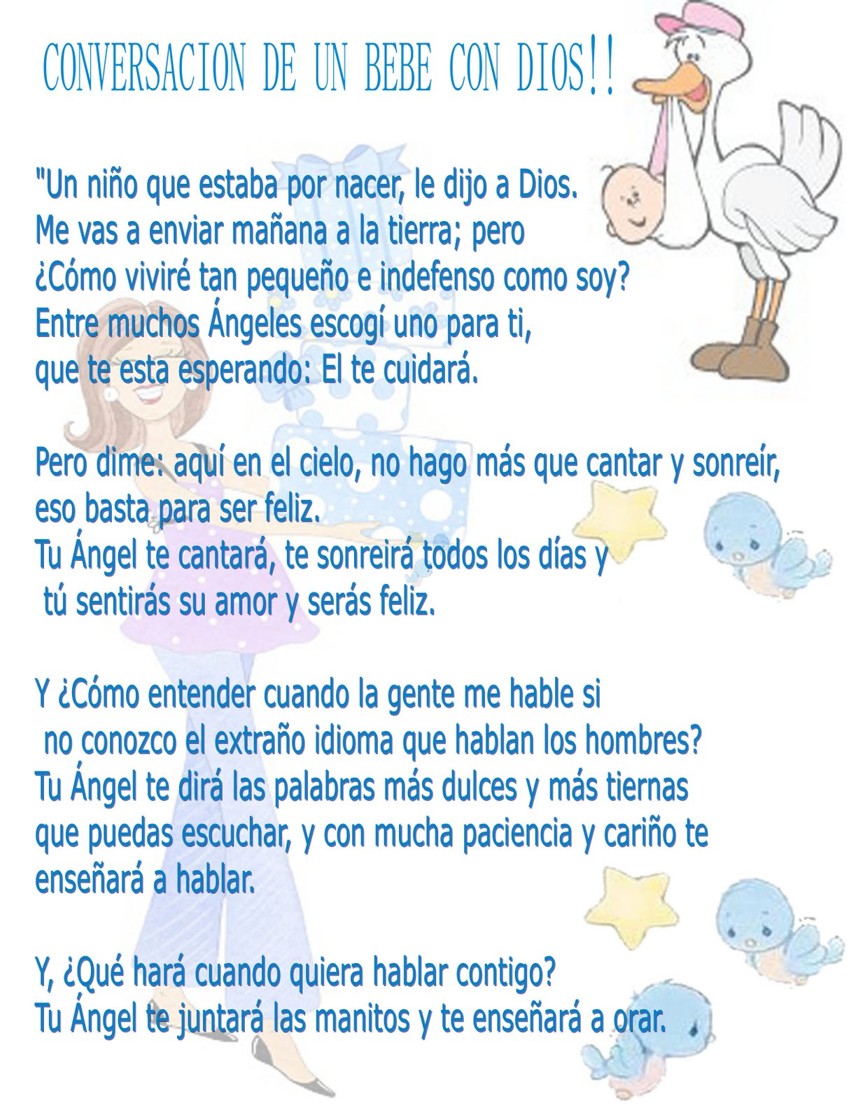 Poemas Para Baby Shower Gallery Baby Shower Ideas