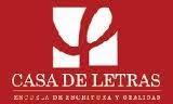 CASA DE LETRAS. Escuela de escritura y oralidad.