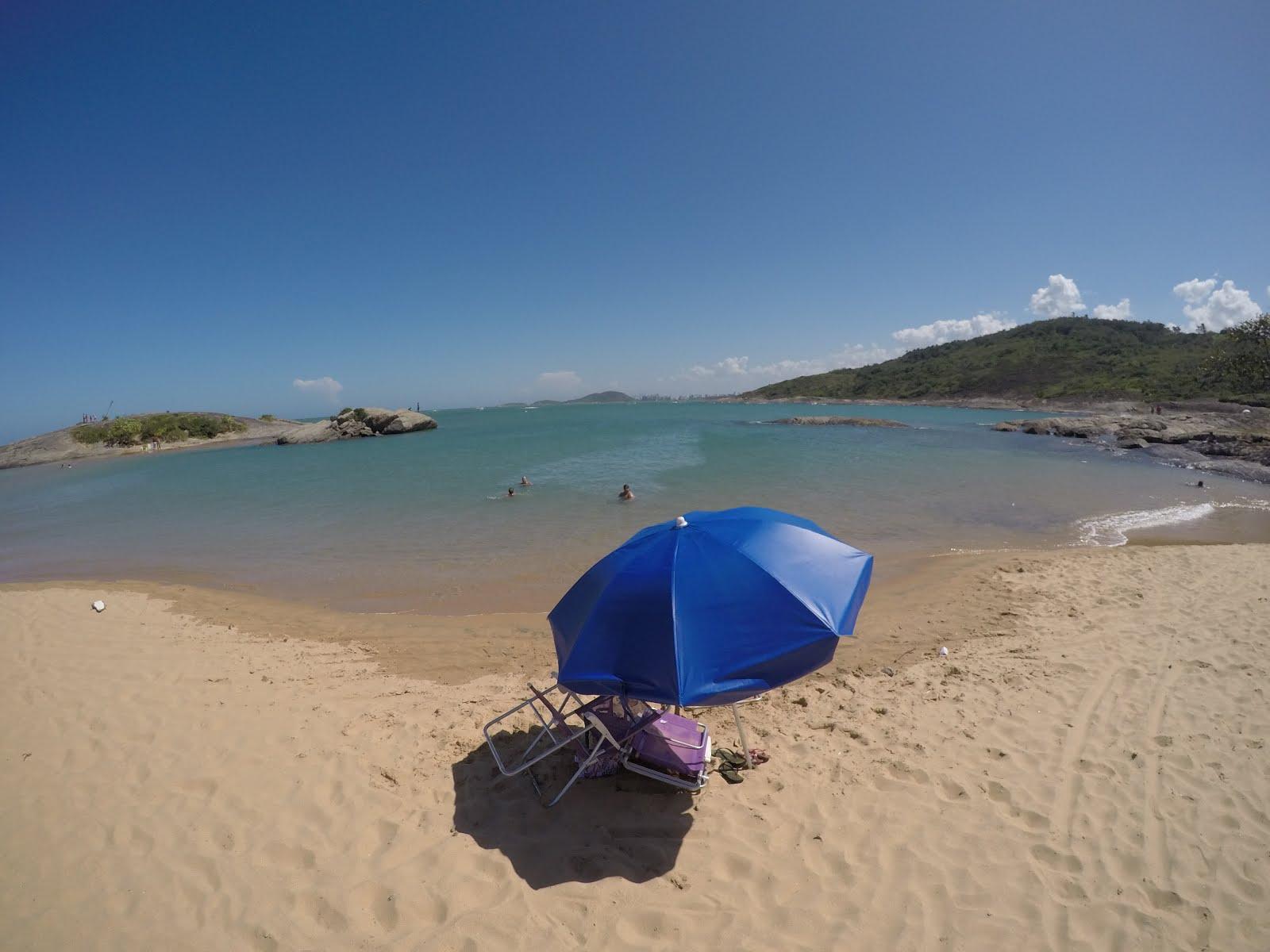 Praias no Espírito Santo