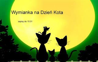 Wymianka na Dzień kota