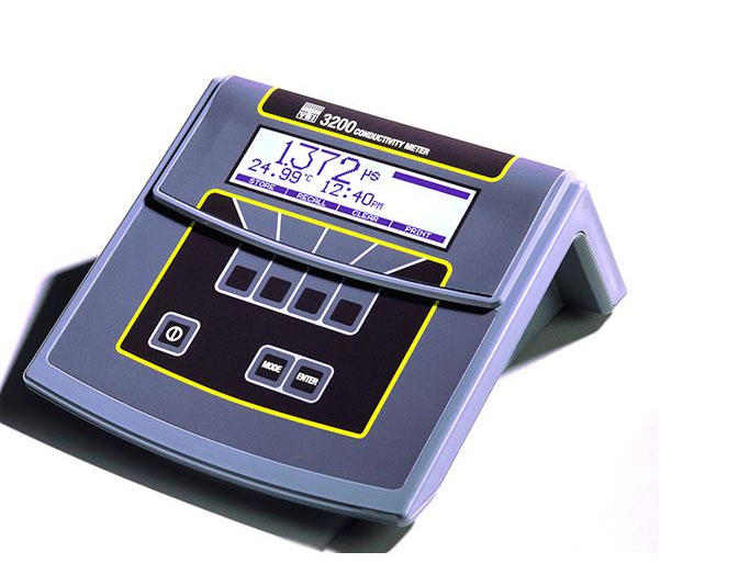 Deionized Water Resistivity Meter : Conductivity meter itu apa prinsip kerja