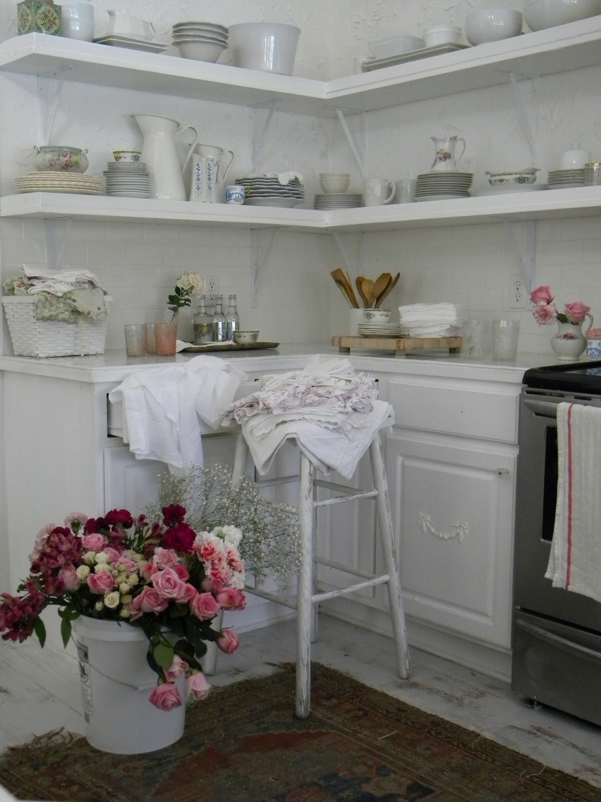 Simply me my kitchen photos - Porte shabby chic ...