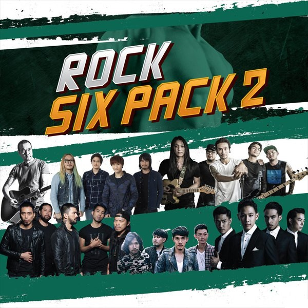 Download [Mp3]-[Hot New Album] รวมเพลงฮิตแบบชาวร็อก อัลบั้มเต็ม Rock Six Pack 2 CBR@320Kbps 4shared By Pleng-mun.com