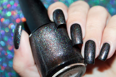"Swatch of the nail polish ""Gomez"" by Lilypad Lacquer"