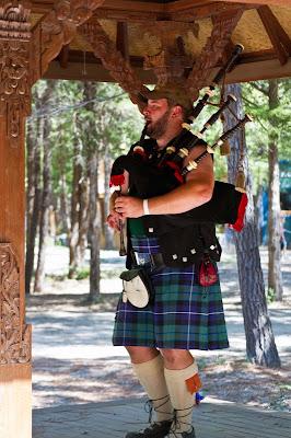 Sherwood Forest Celtic Festival 2012. McDade, Texas.