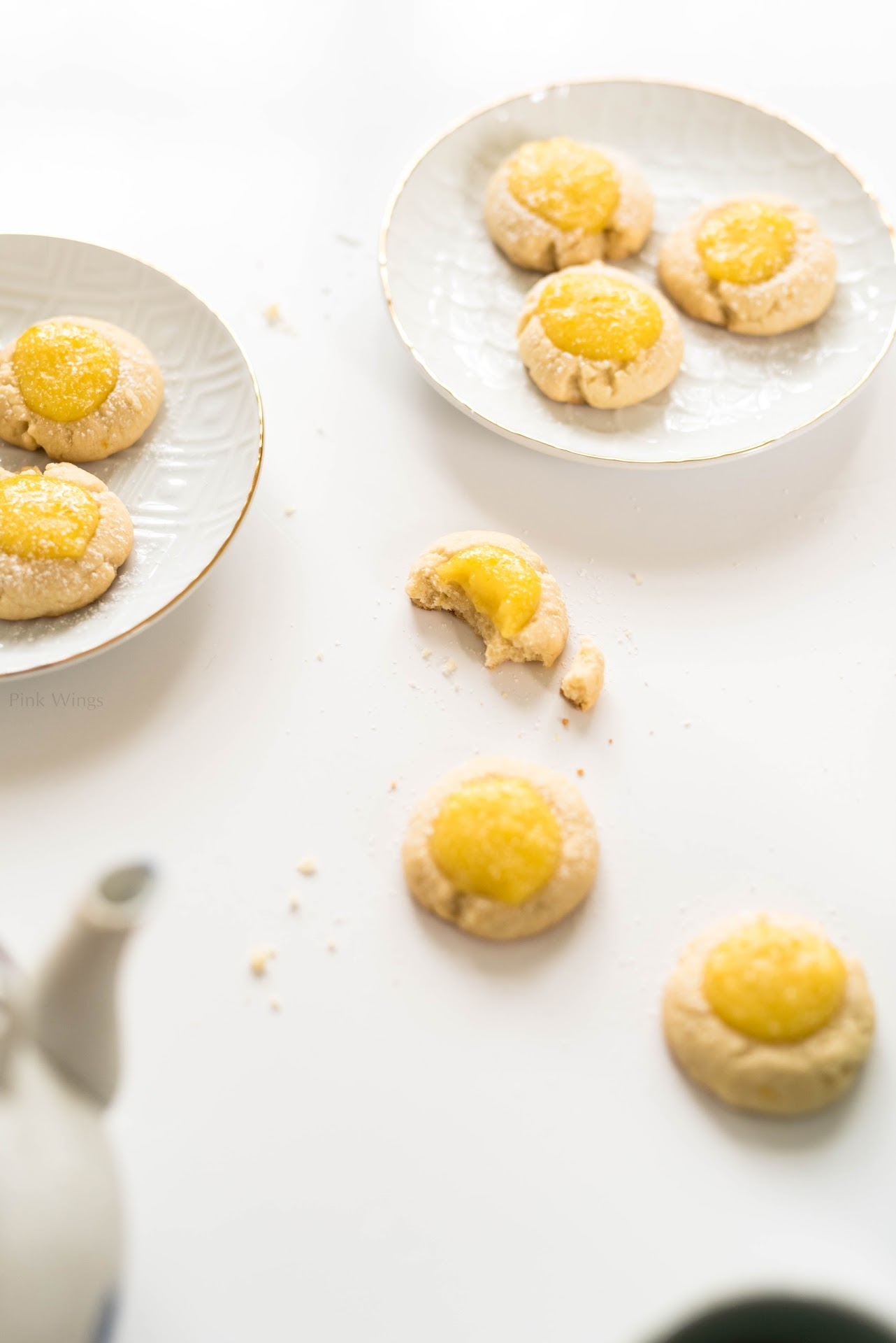 unique cookies, grapefruit dessert, grapefruit juice recipe, grapefruit curd, cookie exchange