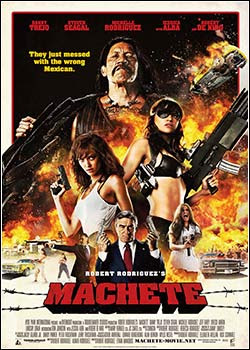 Download - Machete DVDRip - AVI - Dublado