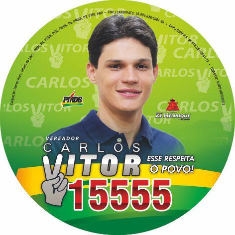 VEREADOR CARLOS VITOR