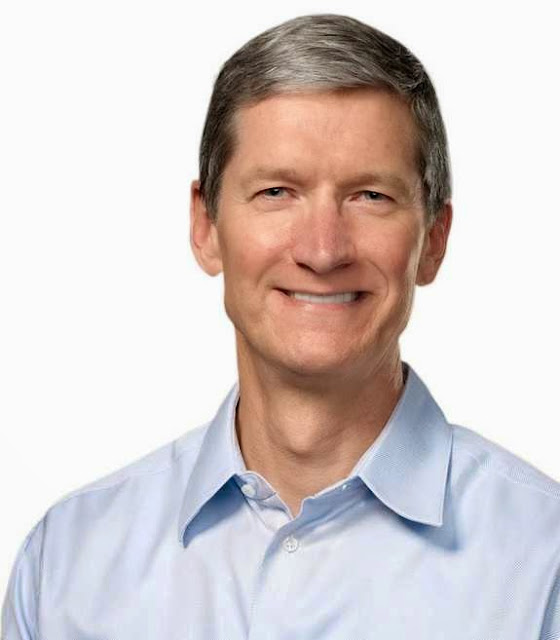 Biografi Tim Cook