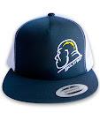 """""""Bolts"""" trucker hat"""