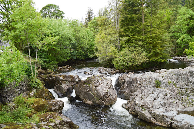 Travel Blog - Betws-y-Coed