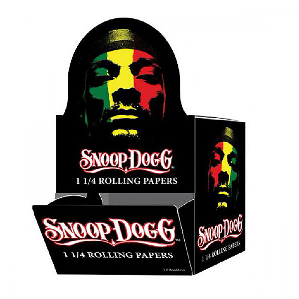 Snoop Dogg Promotes His New Rolling Papers With A Smokable ...
