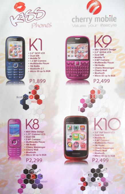 latest cherry mobile kiss phones collection cherry mobile a game