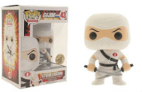 Funko Pop! STORM SHADOW (WHITE)