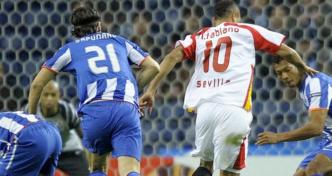 Prediksi Pertandingan FC Porto vs Sevilla 4 April 2014