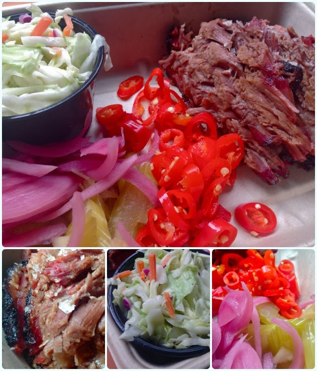 Mighty Quinn's Barbeque - Brisket