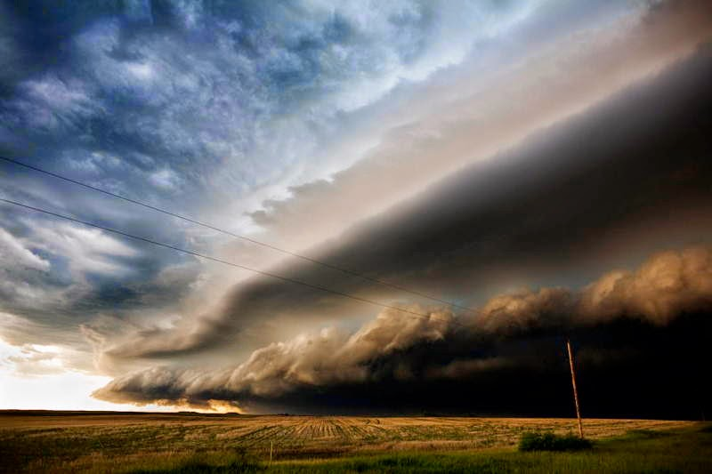 Camille Seaman - The World's Best Storm Chaser Photography