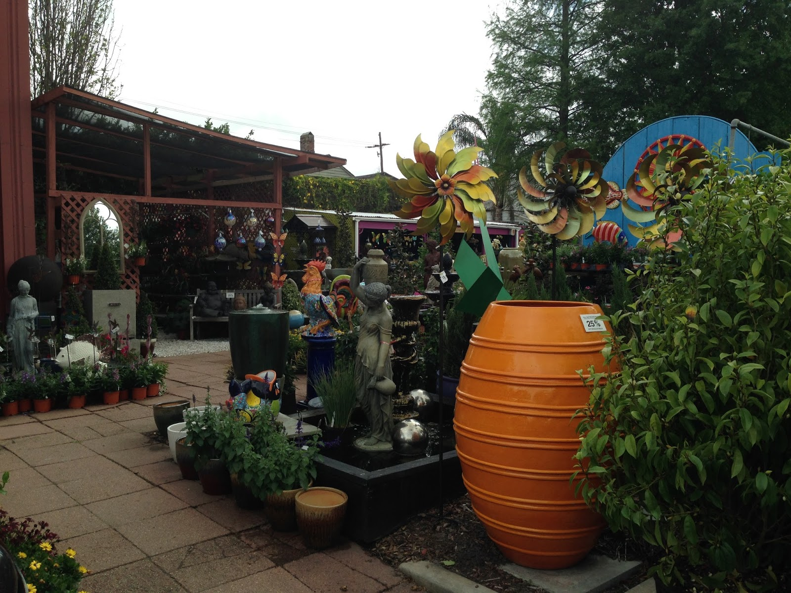 The Lents Farmer American Aquatic Gardens Gifts In New Orleans