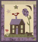 101 Lilac Place-Latest Mini Quilt Club Offering