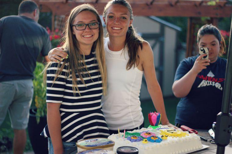 Twins turn 16